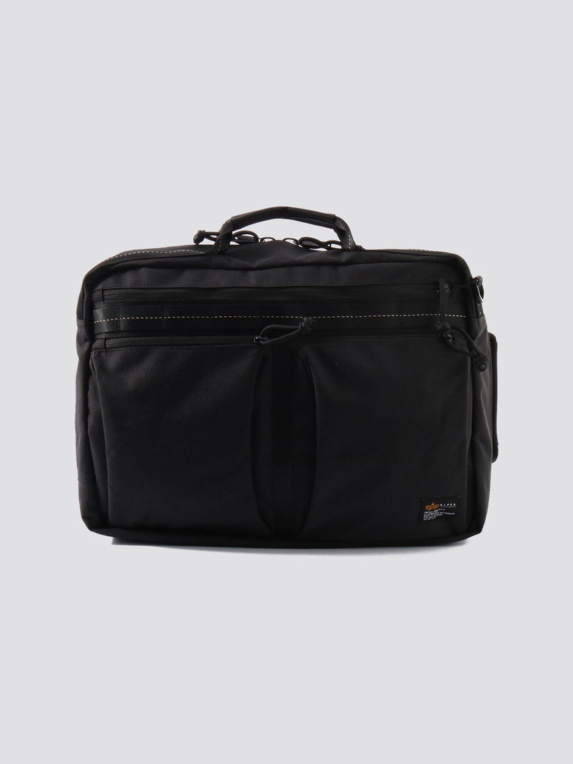 BATTALIONS 3 WAY BAG ACCESSORY Alpha Industries BLACK O/S