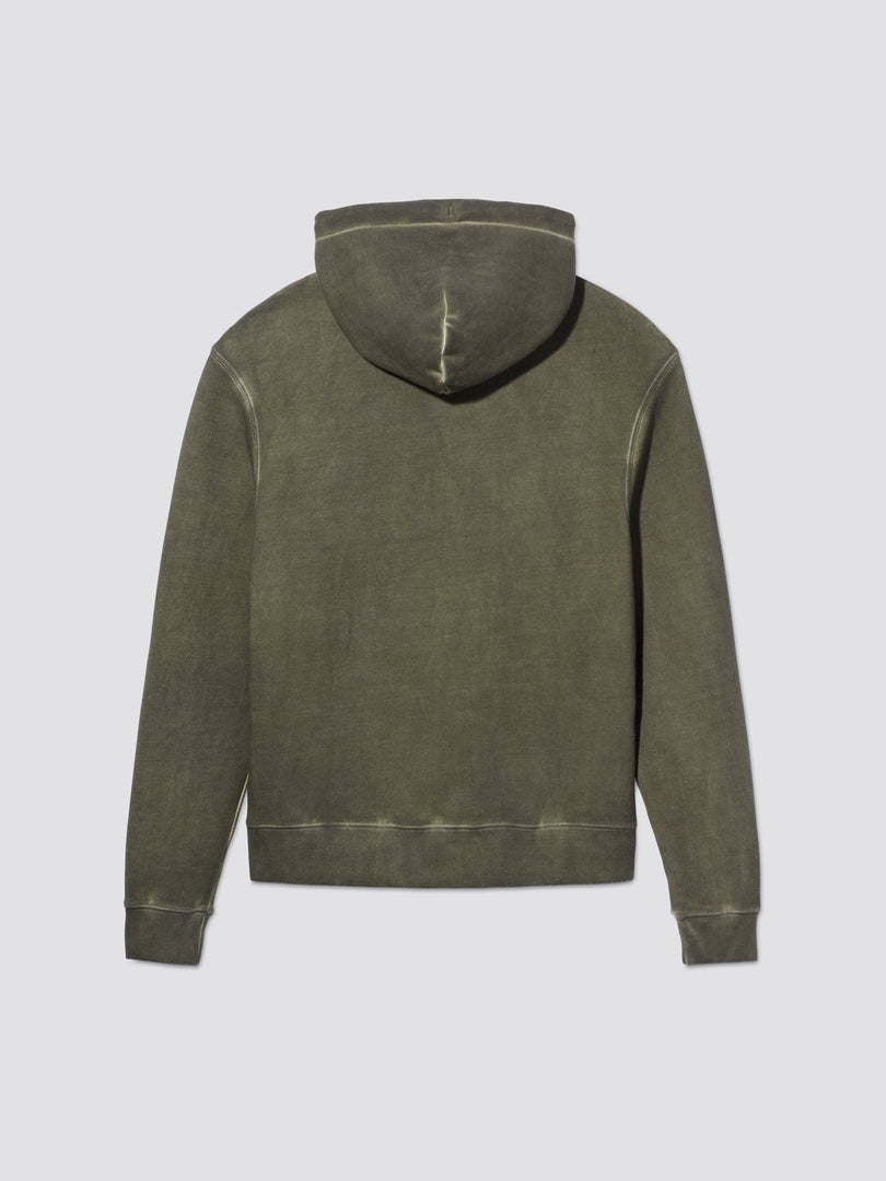 BATTLEWASH HOODIE TOP Alpha Industries, Inc.