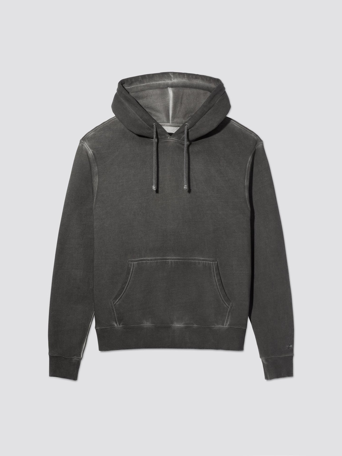 BATTLEWASH HOODIE TOP Alpha Industries, Inc. DARK GRAY 2XL