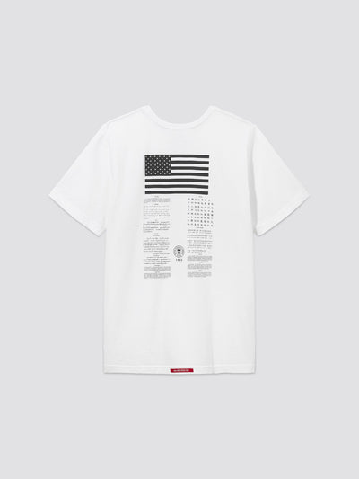 BLOOD CHIT II TEE TOP Alpha Industries, Inc.