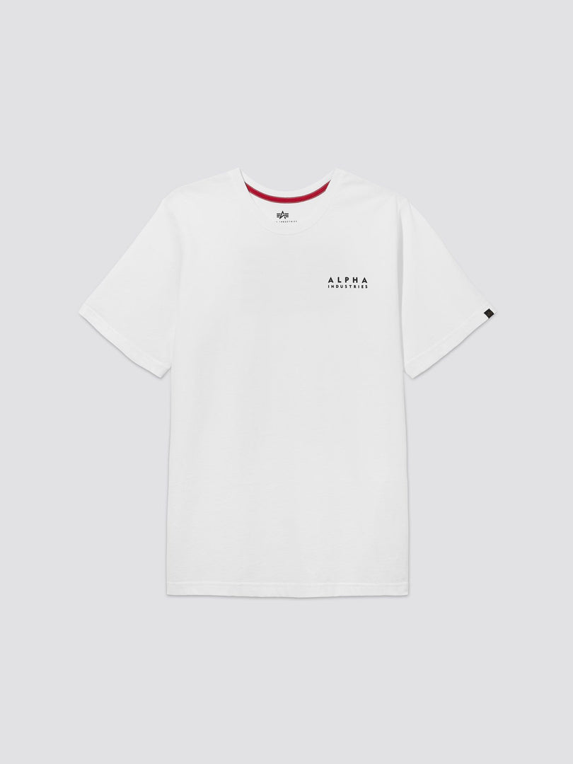 BLOOD CHIT II TEE TOP Alpha Industries, Inc. WHITE 2XL