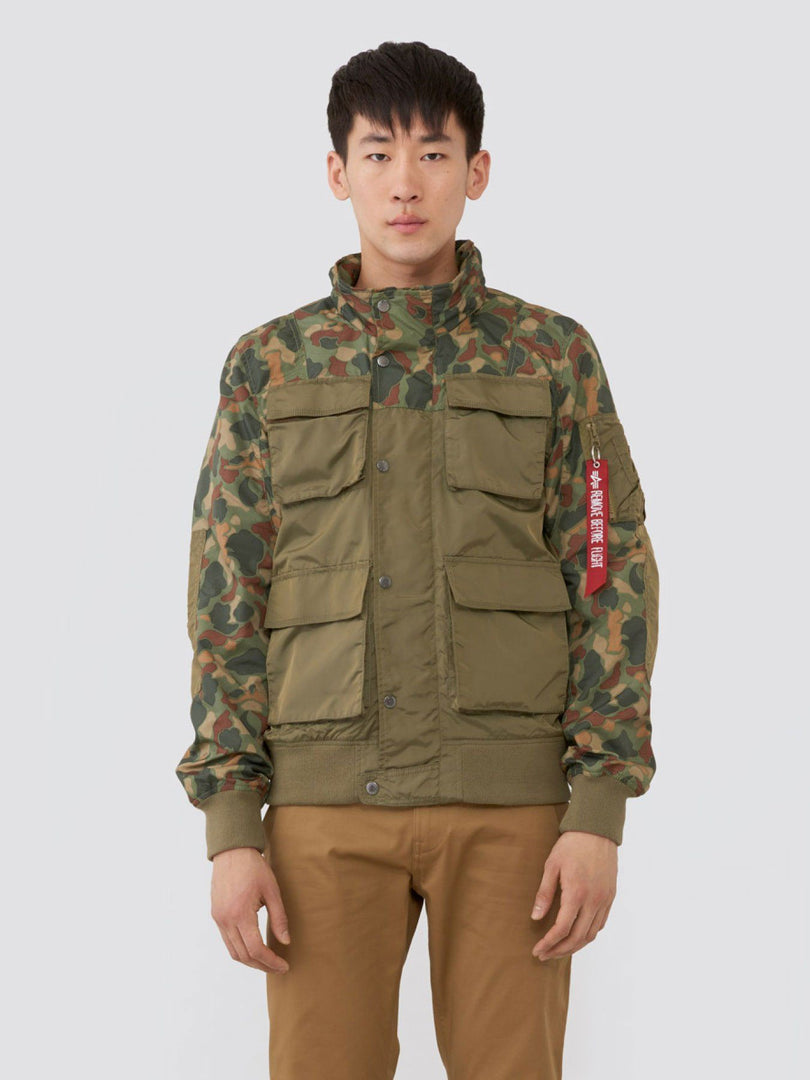 COMPOUND UTILITY JACKET SALE Alpha Industries VINTAGE OLIVE 2XL