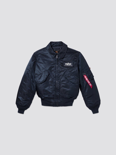 CWU 45/P BOMBER JACKET (HERITAGE) OUTERWEAR Alpha Industries