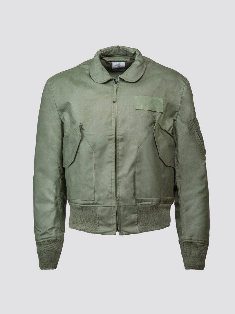 CWU 45/P NOMEX MIL-SPEC FLIGHT JACKET OUTERWEAR Alpha Industries SAGE GREEN 2XL
