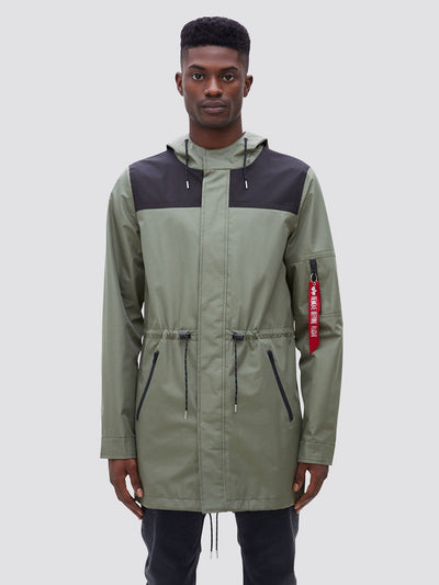 DELUGE RIPSTOP FISHTAIL SALE Alpha Industries SAGE 2XL