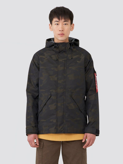ECWCS TORRENT CAMO JACKET SALE Alpha Industries BLACK CAMO 2XL