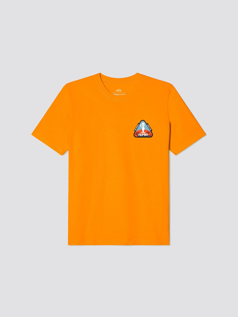 EXCLUSIVE ALIEN TEE TOP Alpha Industries, Inc. EMERGENCY ORANGE 2XL
