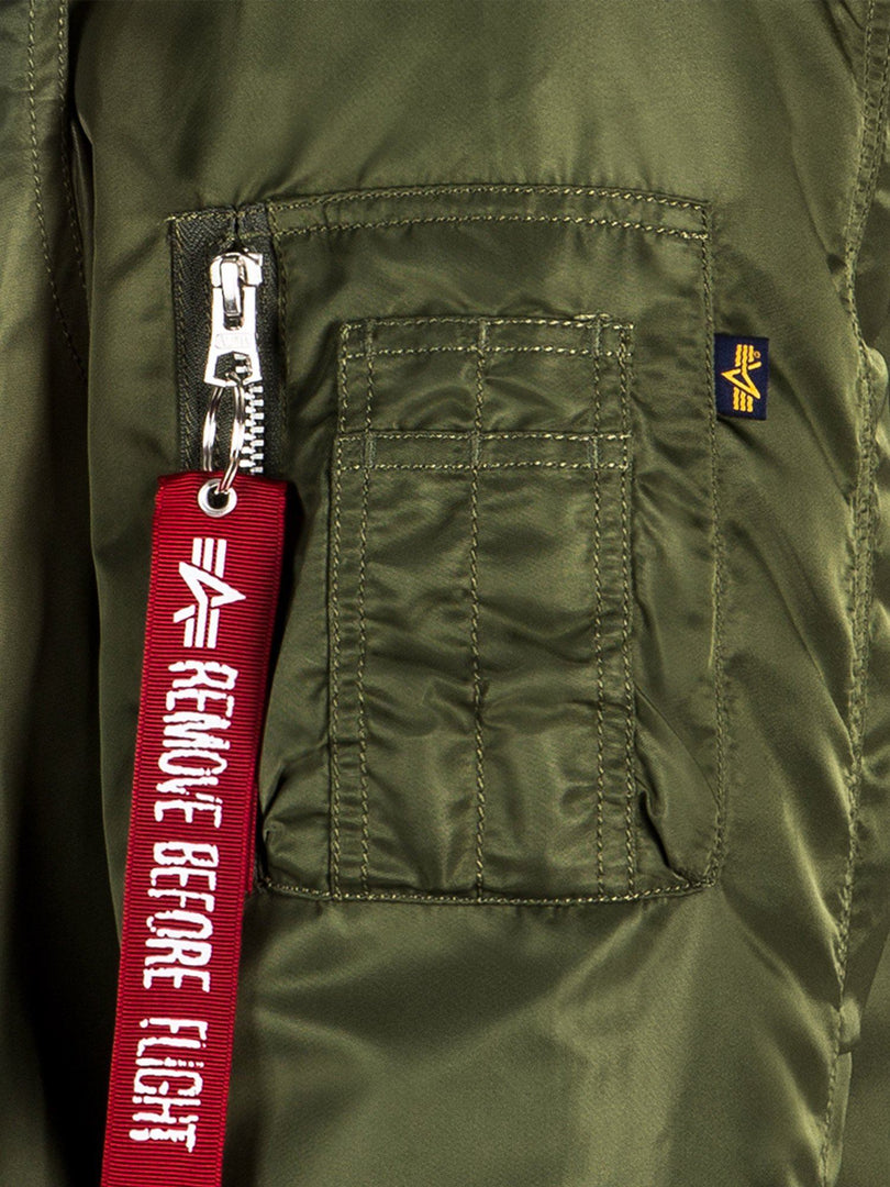 EXCLUSIVE M-65 FISHTAIL WITH SHERPA SALE Alpha Industries