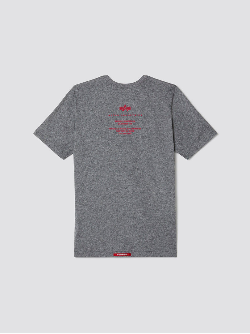 EXCLUSIVE REFELCTIVE RBF BOX TEE TOP Alpha Industries, Inc.