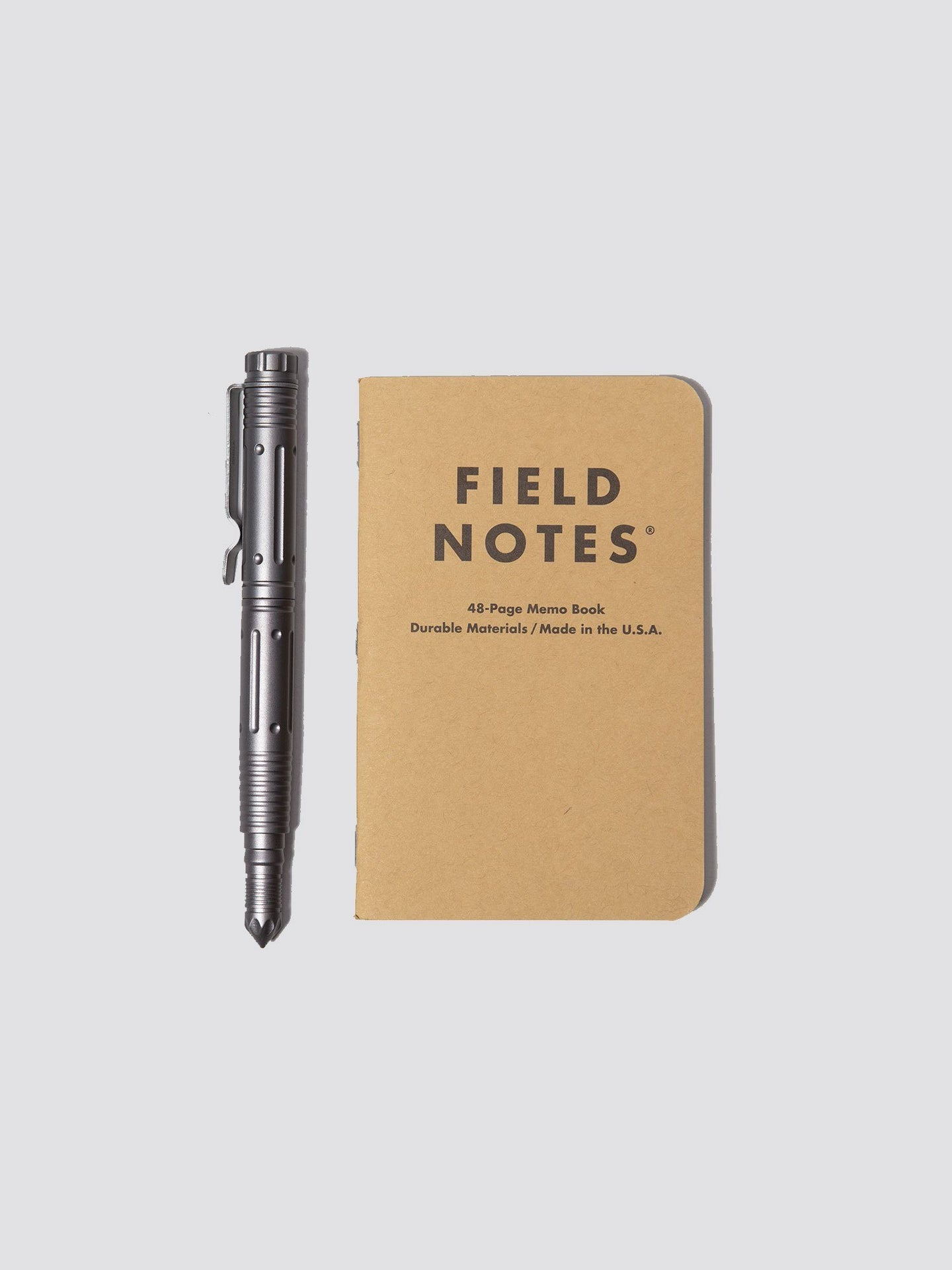 FIELD NOTES AND PEN ACCESSORY Alpha Industries NO COLOR O/S