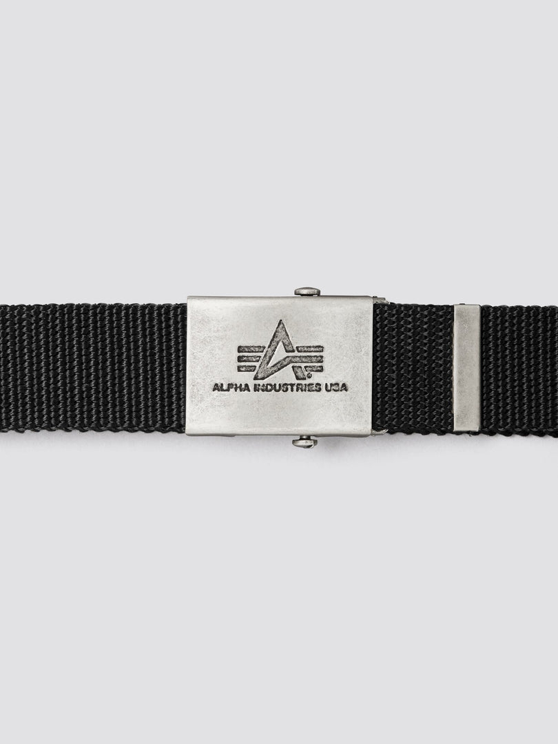 HEAVY DUTY BELT ACCESSORY Alpha Industries, Inc.