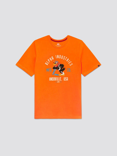 JAYHAWK TEE TOP Alpha Industries, Inc. EMERGENCY ORANGE 2XL