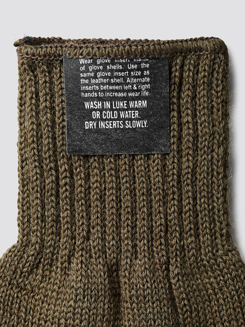 KNIT WOOL FINGERLESS GLOVES ACCESSORY Alpha Industries, Inc.