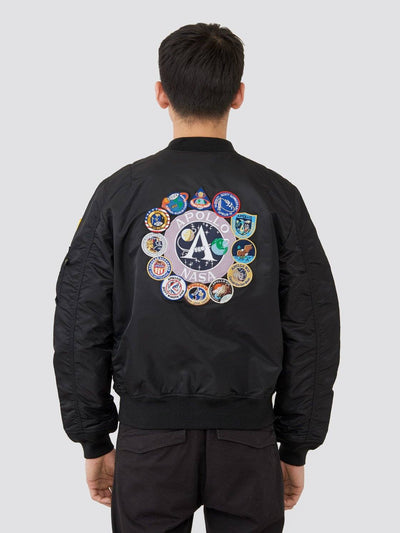 L-2B APOLLO BOMBER JACKET OUTERWEAR Alpha Industries
