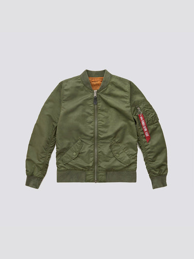 L-2B BATTLEWASH BOMBER JACKET W SALE Alpha Industries