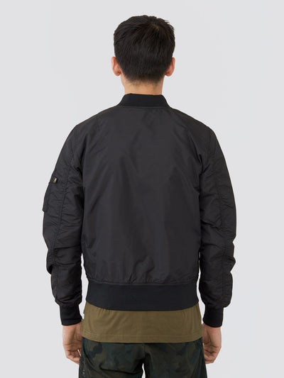 L-2B DRAGONFLY BLOOD CHIT BOMBER JACKET OUTERWEAR Alpha Industries