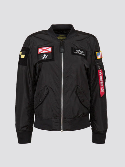 L-2B FLEX W FLIGHT JACKET SALE Alpha Industries BLACK L