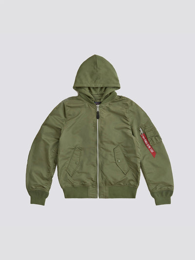 L-2B NATUS MEN'S BOMBER JACKET OUTERWEAR Alpha Industries