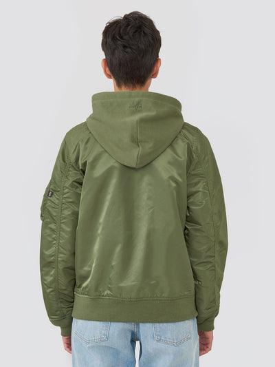 L-2B NATUS W BOMBER JACKET OUTERWEAR Alpha Industries