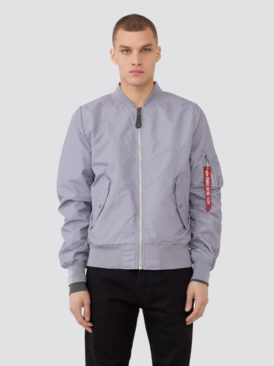 L-2B SCOUT BOMBER JACKET OUTERWEAR Alpha Industries CADET GRAY 2XL