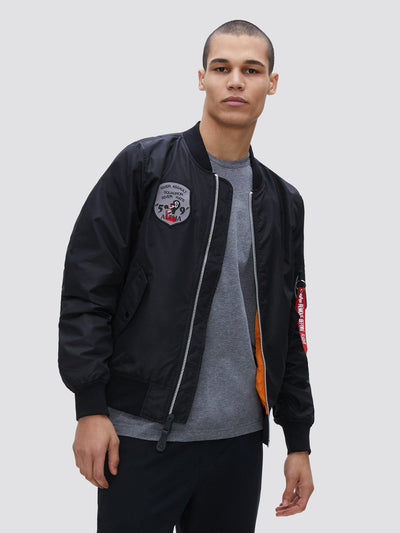 L-2B YEAR OF THE RAT BOMBER JACKET OUTERWEAR Alpha Industries, Inc.