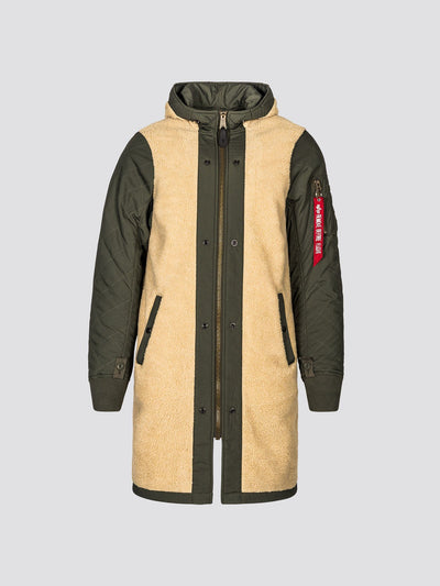 M-47 PILE LINER OUTERWEAR Alpha Industries
