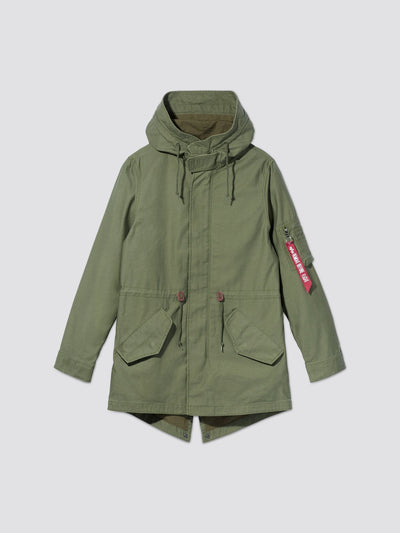 M-59 FISHTAIL PARKA OUTERWEAR Alpha Industries