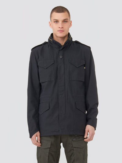 M-65 DEFENDER FIELD JACKET OUTERWEAR Alpha Industries BLACK 2XL