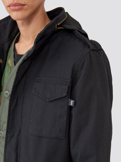M-65 DEFENDER W FIELD COAT OUTERWEAR Alpha Industries