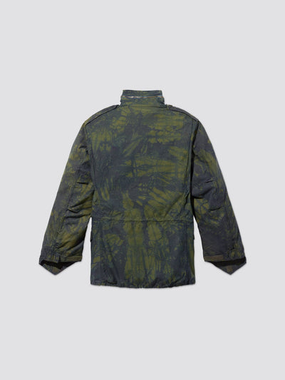 M-65 G DYED FIELD COAT OUTERWEAR Alpha Industries, Inc.