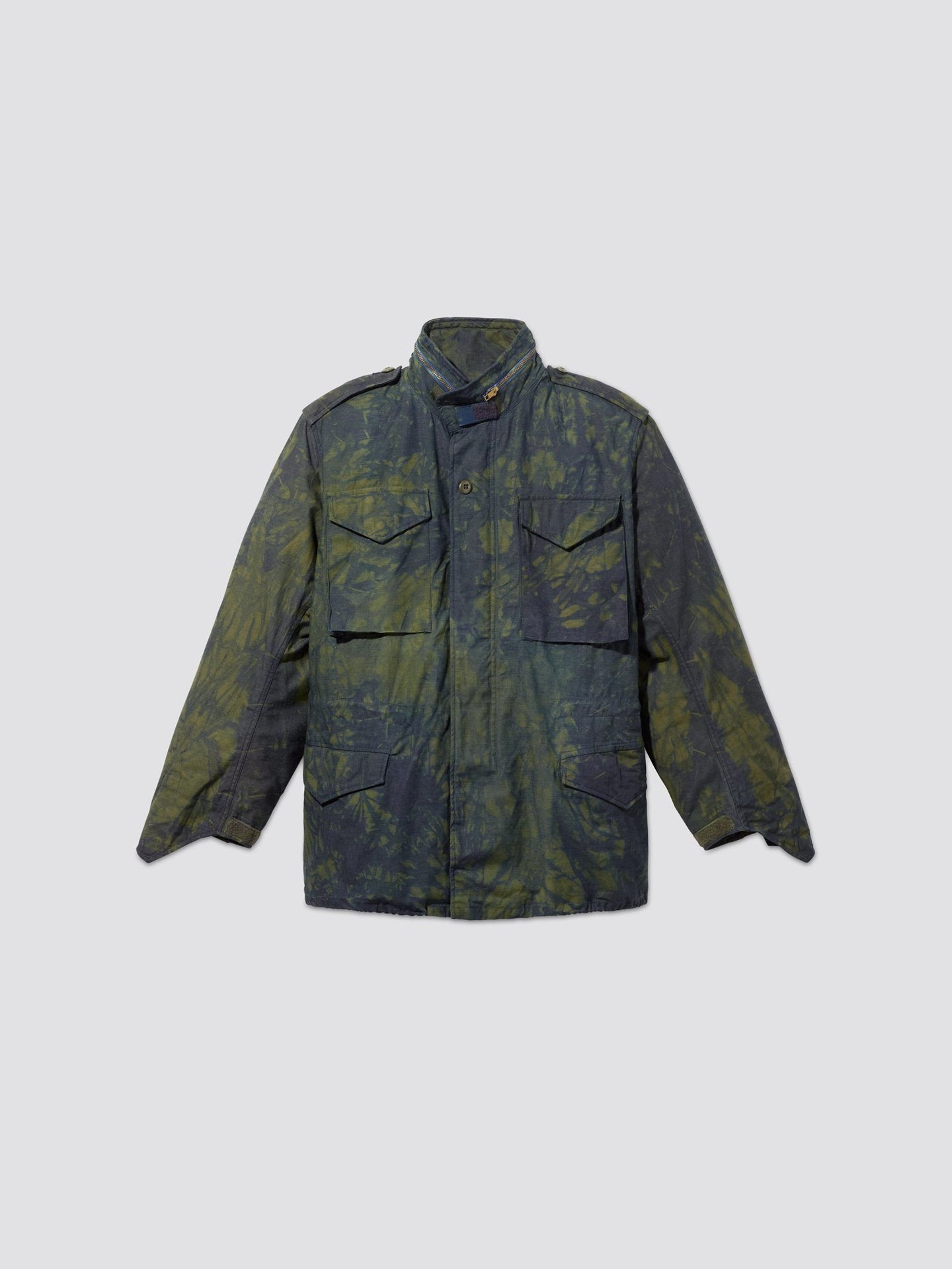 M-65 G DYED FIELD COAT OUTERWEAR Alpha Industries, Inc. M-65 OLIVE SR