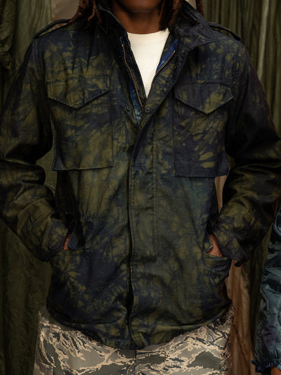 M-65 G DYED FIELD COAT RESUPPLY Alpha Industries, Inc.