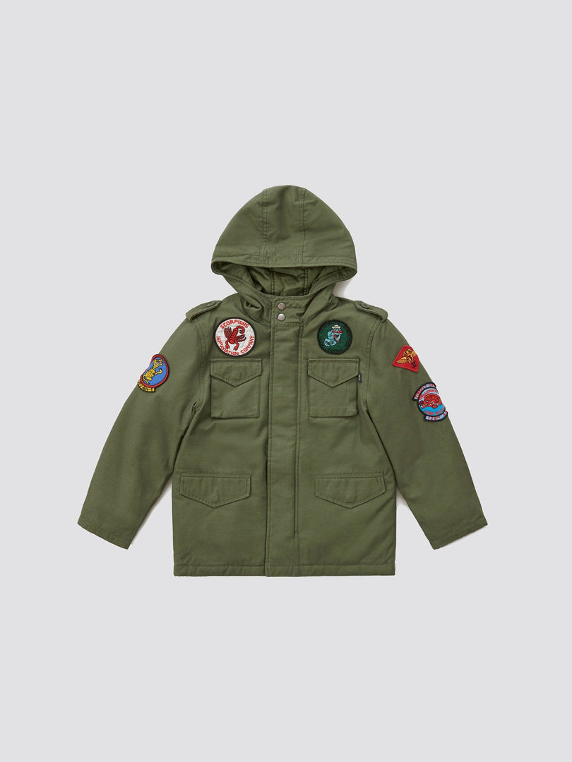 M-65 NOAH Y SALE Alpha Industries M-65 OLIVE 2T