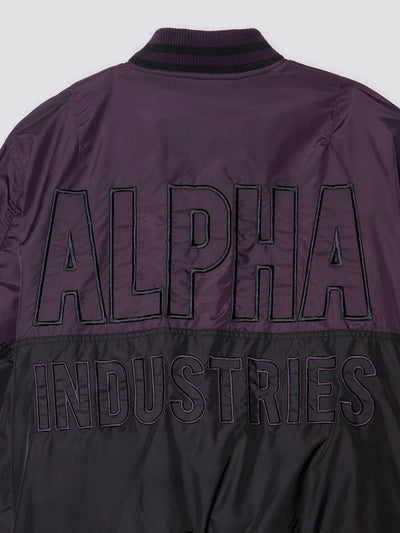 MA-1 60TH ANNIVERSARY BLOCK BOMBER JACKET OUTERWEAR Alpha Industries