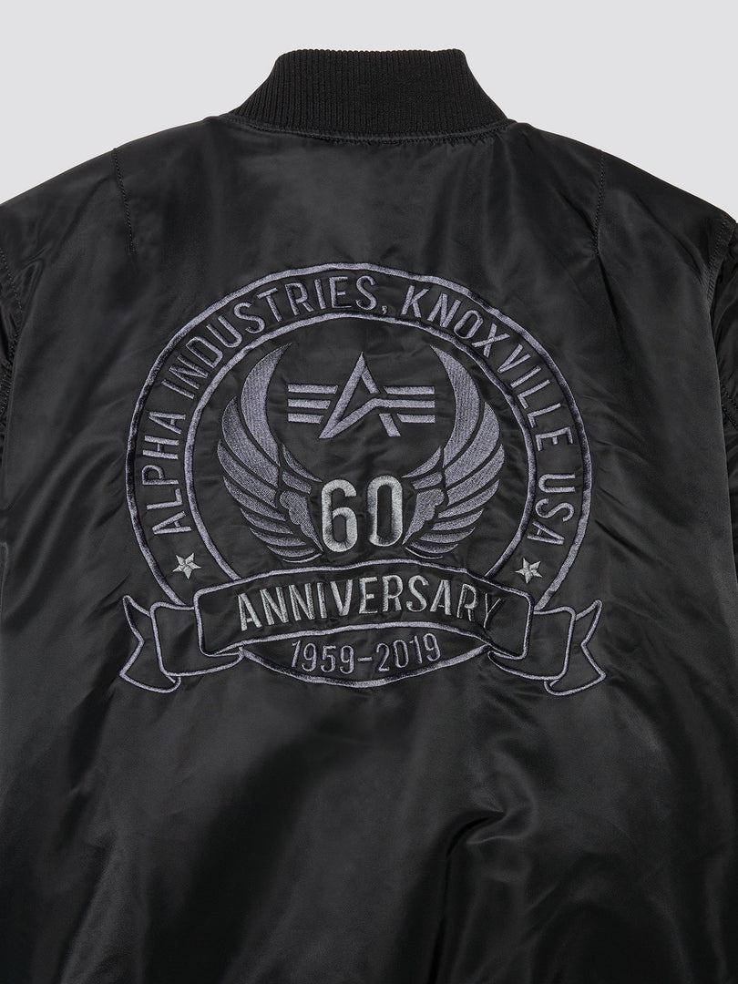 MA-1 60TH ANNIVERSARY BOMBER JACKET OUTERWEAR Alpha Industries