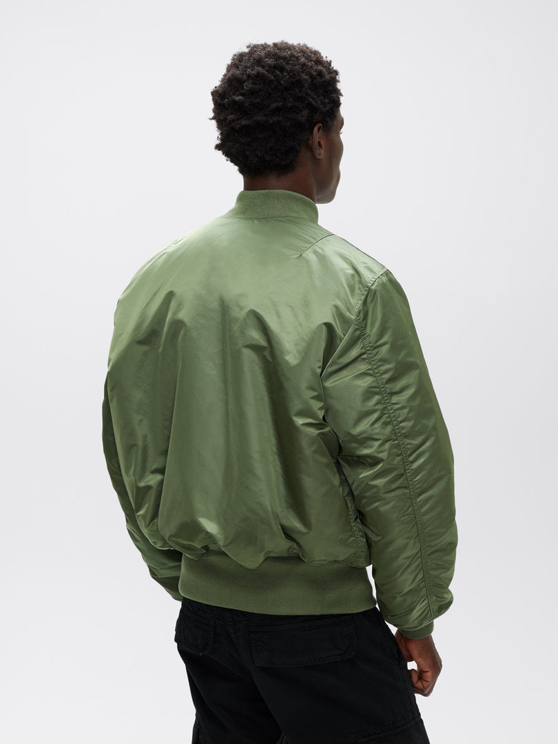 MA-1 BOMBER JACKET (HERITAGE) OUTERWEAR Alpha Industries