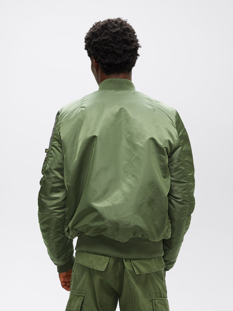 MA-1 BOMBER JACKET SLIM FIT OUTERWEAR Alpha Industries