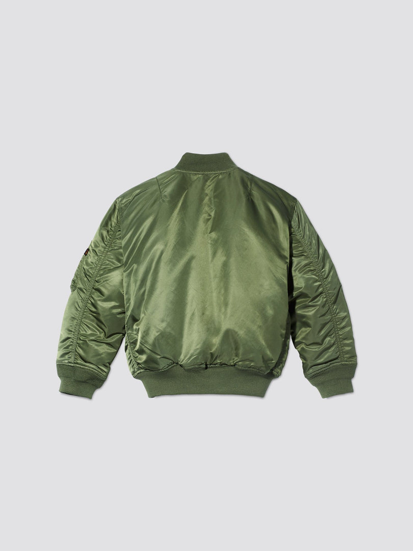 MA-1 BOMBER JACKET Y OUTERWEAR Alpha Industries