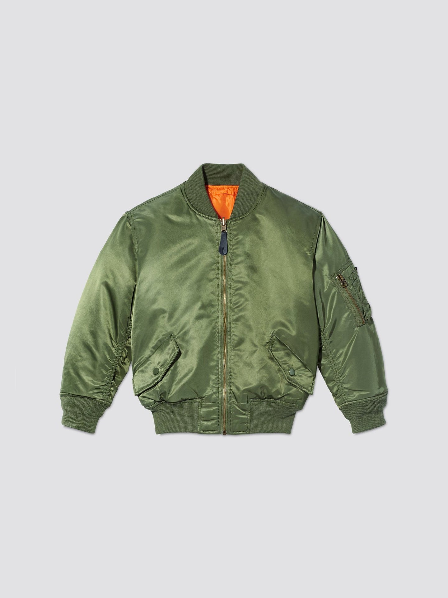 MA-1 BOMBER JACKET Y OUTERWEAR Alpha Industries SAGE GREEN 2T