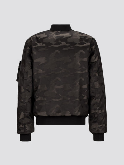 MA-1 DOWN JACQUARD BOMBER JACKET OUTERWEAR Alpha Industries