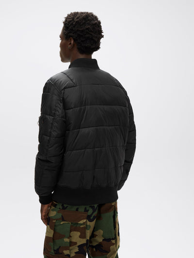 MA-1 ECHO II BOMBER JACKET OUTERWEAR Alpha Industries, Inc.
