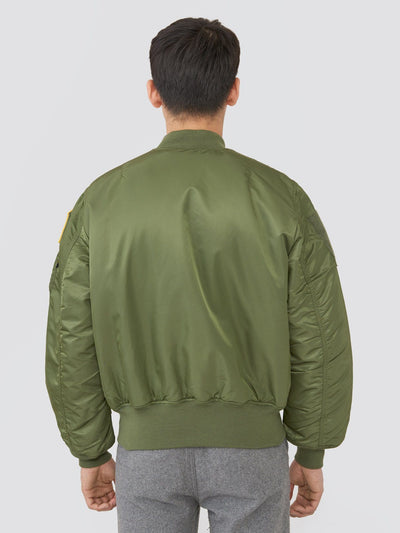 MA-1 FLEX BOMBER JACKET OUTERWEAR Alpha Industries