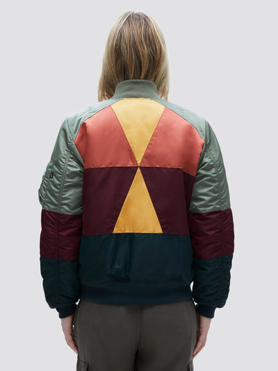 MA-1 MOSAIC BOMBER JACKET W SALE Alpha Industries