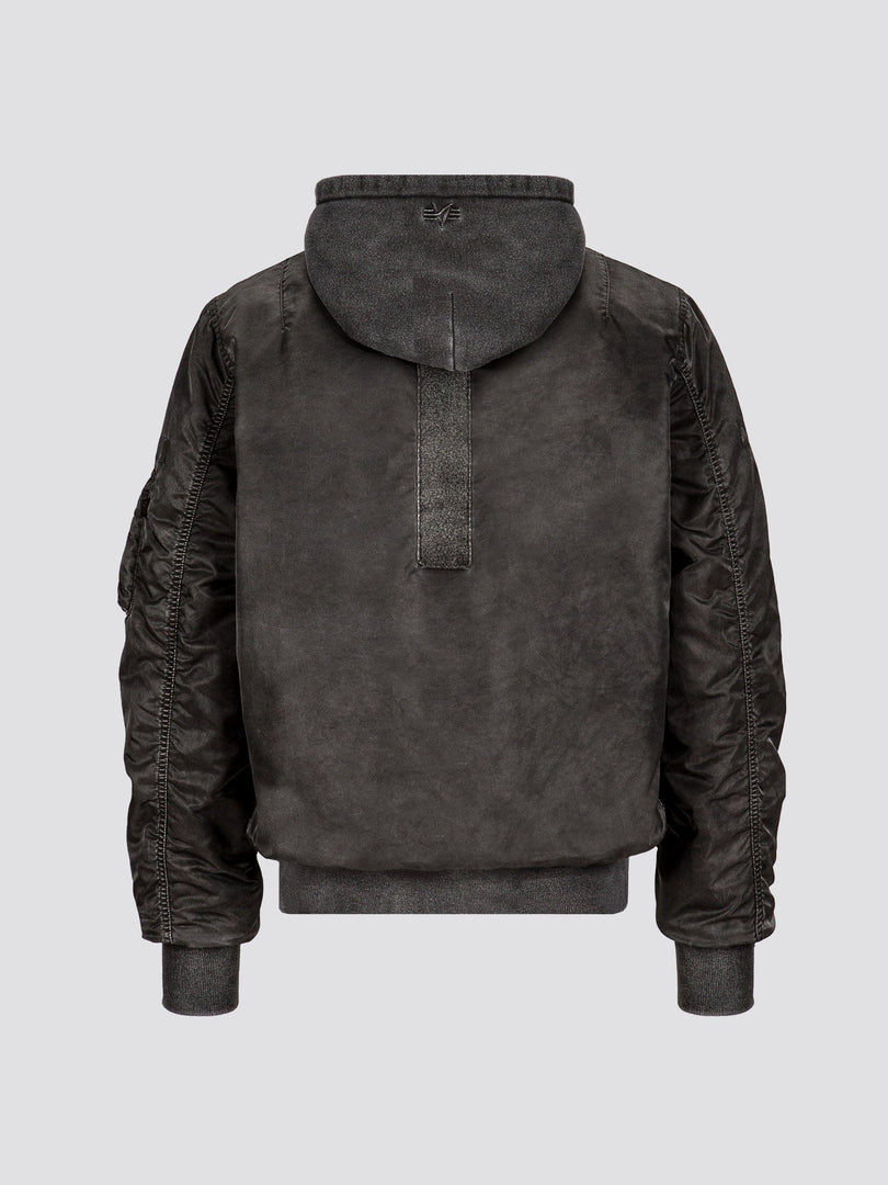 MA-1 NATUS BATTLEWASH BOMBER JACKET OUTERWEAR Alpha Industries