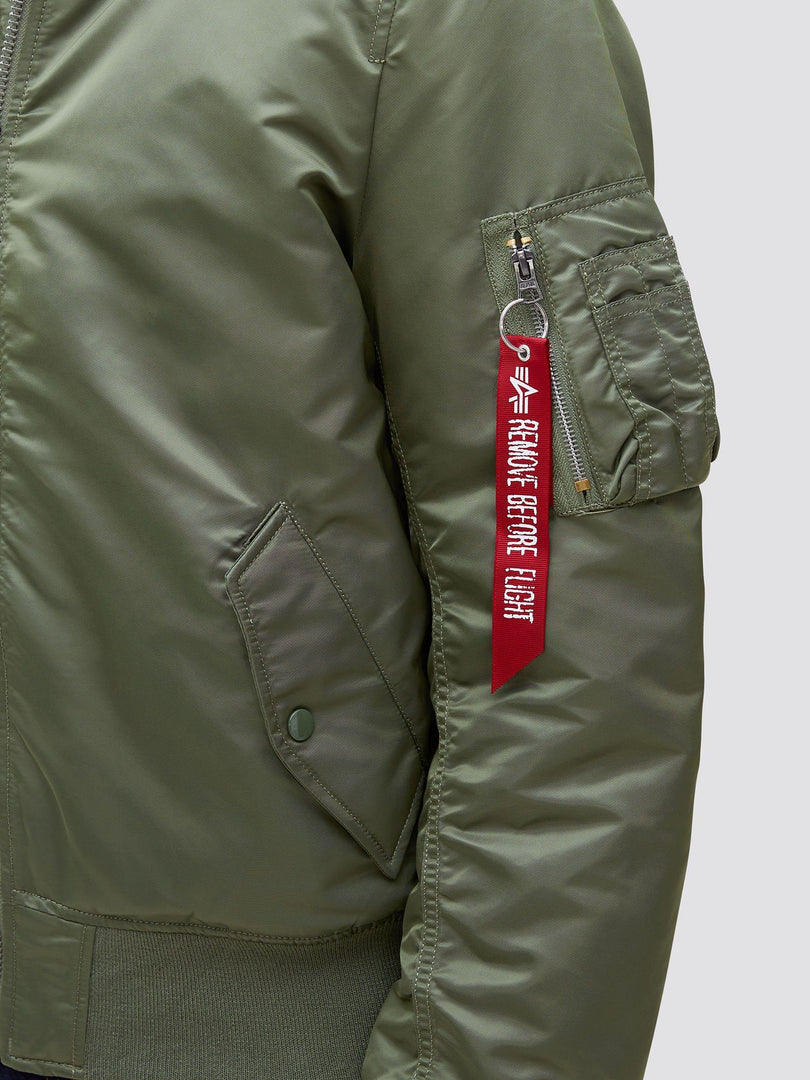 MA-1 NATUS BOMBER JACKET OUTERWEAR Alpha Industries