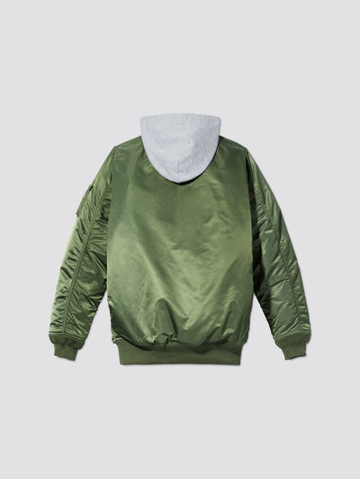MA-1 NATUS BOMBER JACKET Y OUTERWEAR Alpha Industries