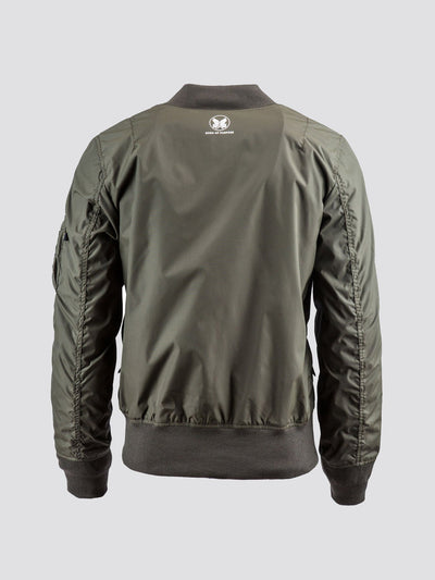 MA-1 SKYMASTER BOMBER JACKET OUTERWEAR Alpha Industries