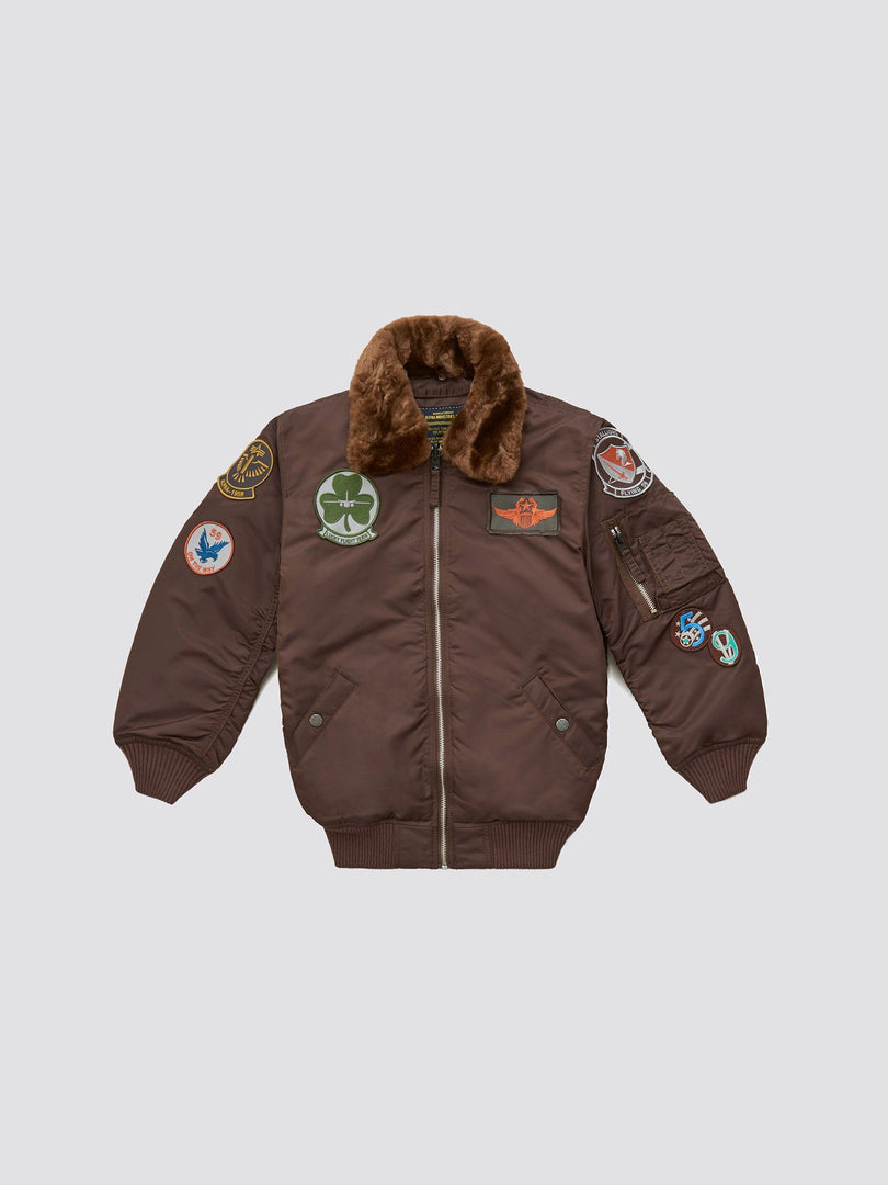MAVERICK JACKET Y SALE Alpha Industries COCOA 2T