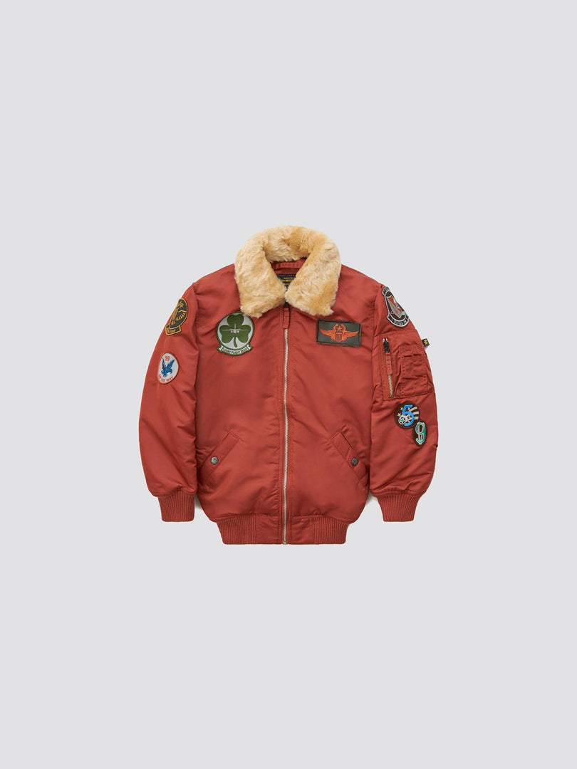 MAVERICK JACKET Y SALE Alpha Industries RUST 4T