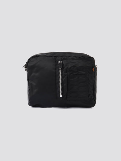MILITARY PACK SACOCHE ACCESSORY Alpha Industries BLACK O/S